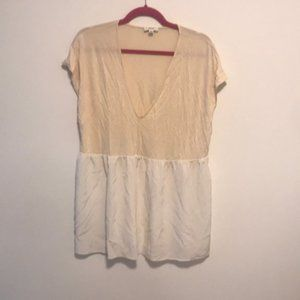 Wilfred || Flowy Top with Silk